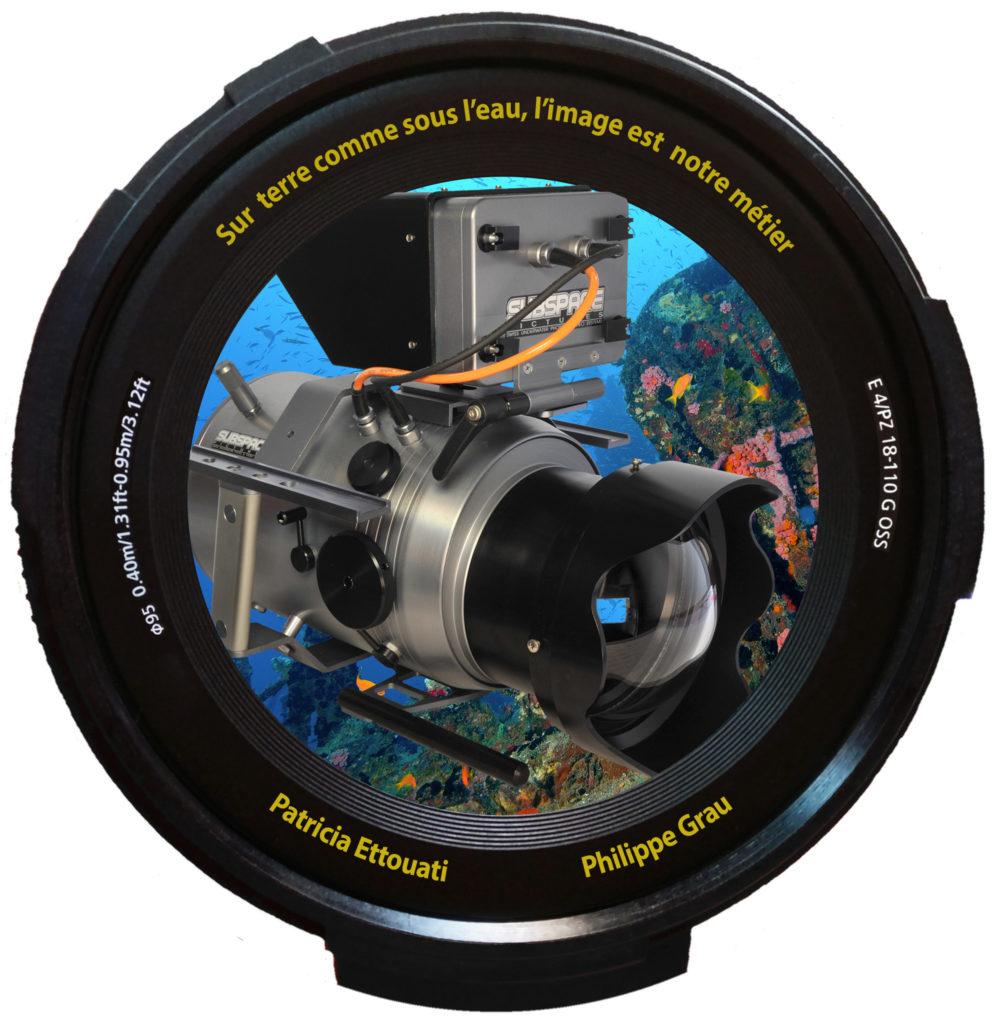Logo optique mer